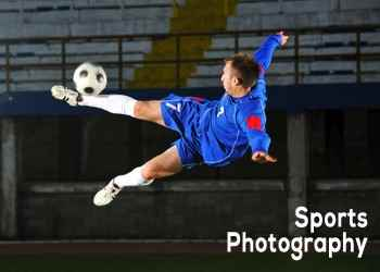 Sports Photography Website